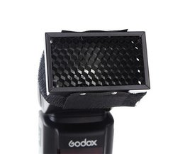 Godox HC-01 Honeycomb Rooster voor Flitser