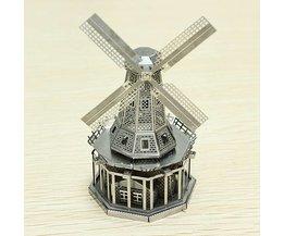 Zoyo Windmolen 3D Puzzel