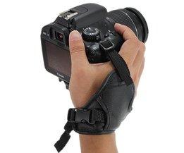 Lederen Camera Hand Strap