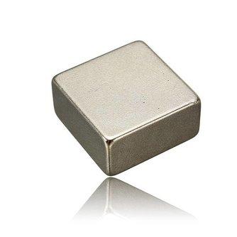 Zeer Sterke Neodymium Magneet N50 20x20x10mm
