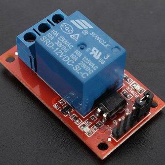 Optopkoppelaar Relaismodule voor Arduino
