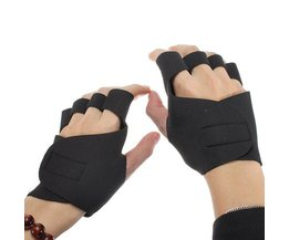 Fitness Handschoen Anti-Slip (2 stuks)