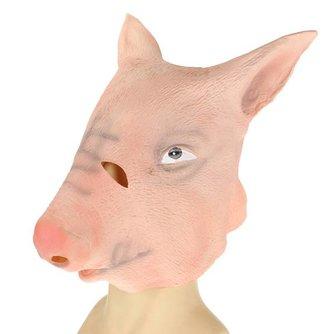 Latex Varkensmasker