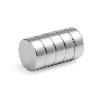 Super Sterke Neodymium Magneetjes 5 Stuks
