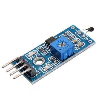 Thermistor Termperatuur Sensor Arduino