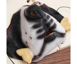 Half Hondenmasker