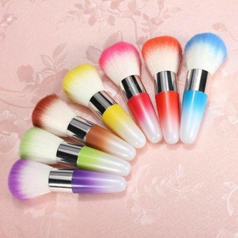 Cosmetische Make Up Kwast