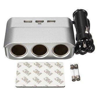 Auto Aansteker Adapter
