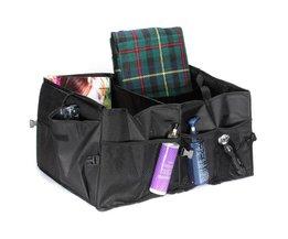 Handige opbergtas voor in de auto