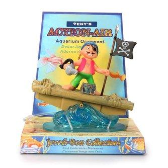 Aquarium Piraat
