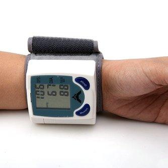 Digitale Bloeddrukmeter en Hartslagmeter