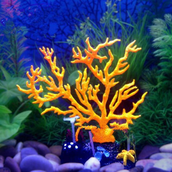 Decoratie koraal aquarium lichtgevend i myxlshop supertip for Decoratie aquarium