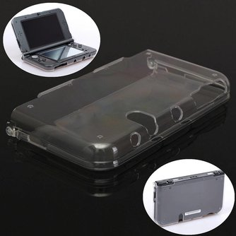 Transparante Cover voor 3DS XL