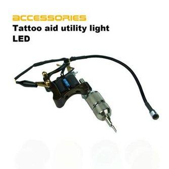 Led-Lamp Tatoeagemachine