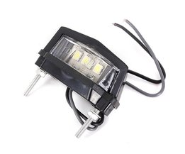 LED Verlichting Kentekenplaat Motor