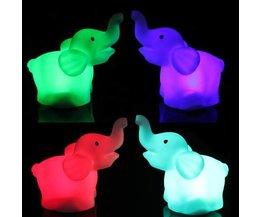 Olifant LED Lichtje