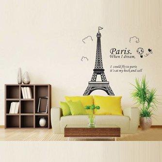 Wandsticker Eiffeltoren