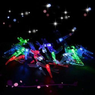 Feestverlichting met Libelle Lampjes