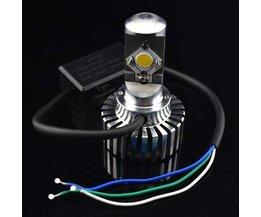 20W LED Koplamp voor de Motor 12V-85V