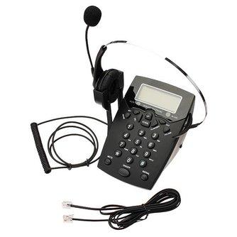 Doboly D610 Telefoon met Headset
