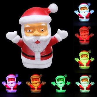 LED Verlichting Kerstman