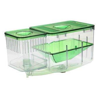 Aquarium met Automatisch Kwekerij Gedeelte