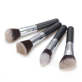 4-Delige Kwastenset voor Make-up