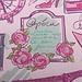 Bloemen WC Bril Sticker