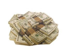 Innokids Muismatten met Dollar Print