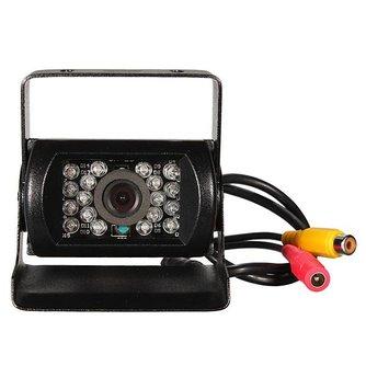 Achteruitrij Camera CCD IR 12/24V