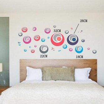 Wanddecoratie Stickers PVC Verwijderbaar
