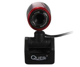 Webcam Met Microfoon
