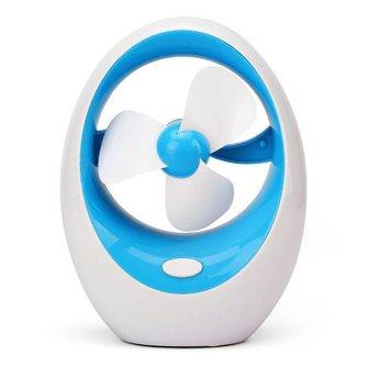 Ventilator voor op het Bureau