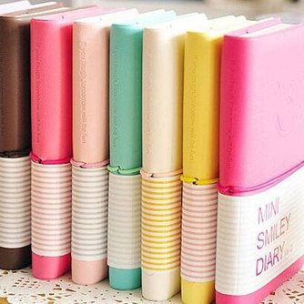 Kleurrijk Dagboek