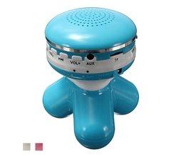 Bluetooth Speaker Draadloos met MassageMassa