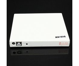 Externe CD/DVD-Drive voor PC