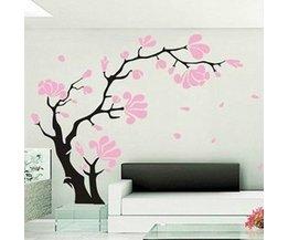 Muursticker Magnolia