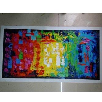 Olieverfschilderij op Canvas