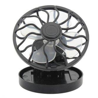 Mini-Ventilator op Zonne-Energie