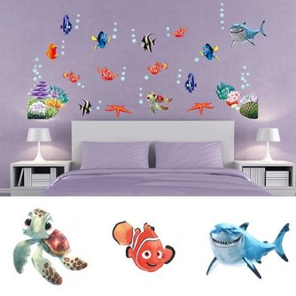 Finding Nemo Stickers