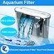Geruisloze Aquarium Filters Waterval