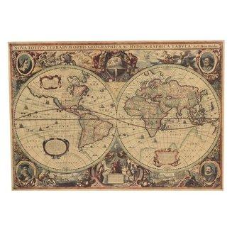 Oude Zeekaart 1641