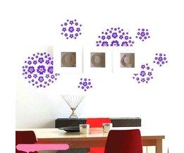 Muur Stickers Bloemen