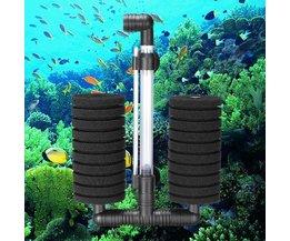 Aquarium Sponsfilter XY-2822 Biochemisch