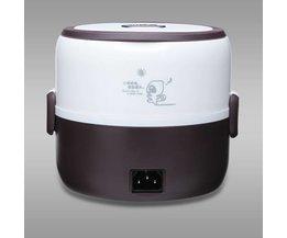Rijststomer 1,2L Elekrtische Lunchbox