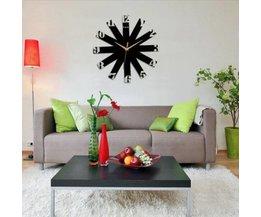 Moderne Design Wandklok