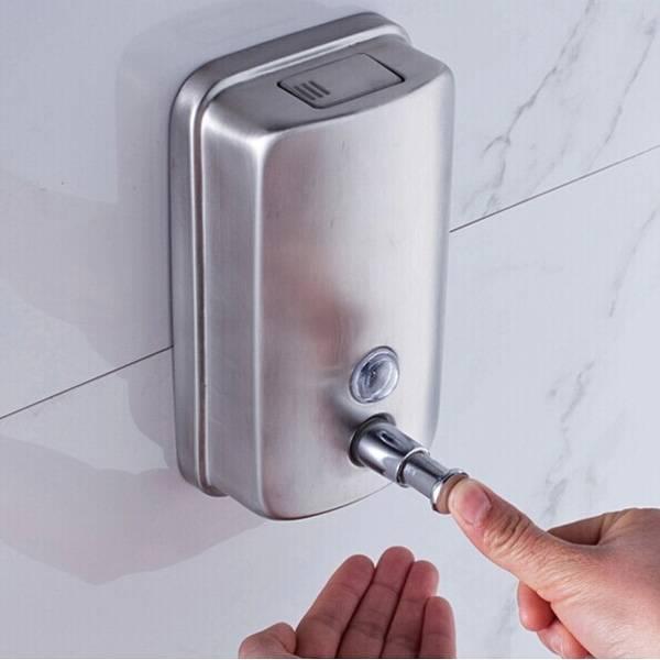 Zeepdispenser muur kopen online internetwinkel - Toilet aan de muur ...