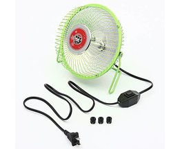 Elektrisch Ventilatorkacheltje voor op Bureau