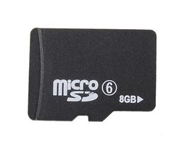 Micro SDHC  8gb Geheugenkaart