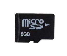 MicroSD van 8GB